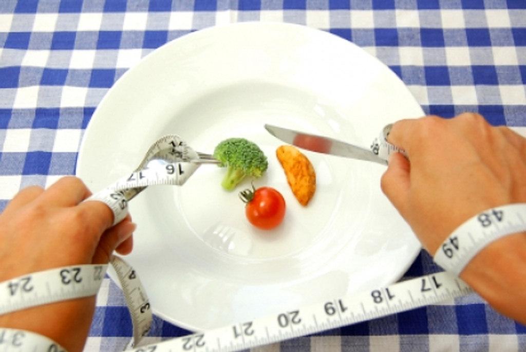 Anorexia nerviosa.