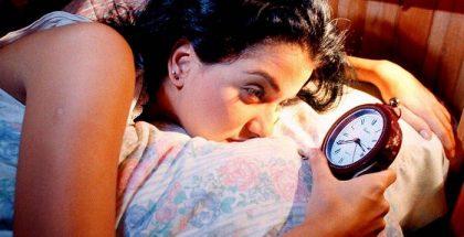 Trastornos del sueño.